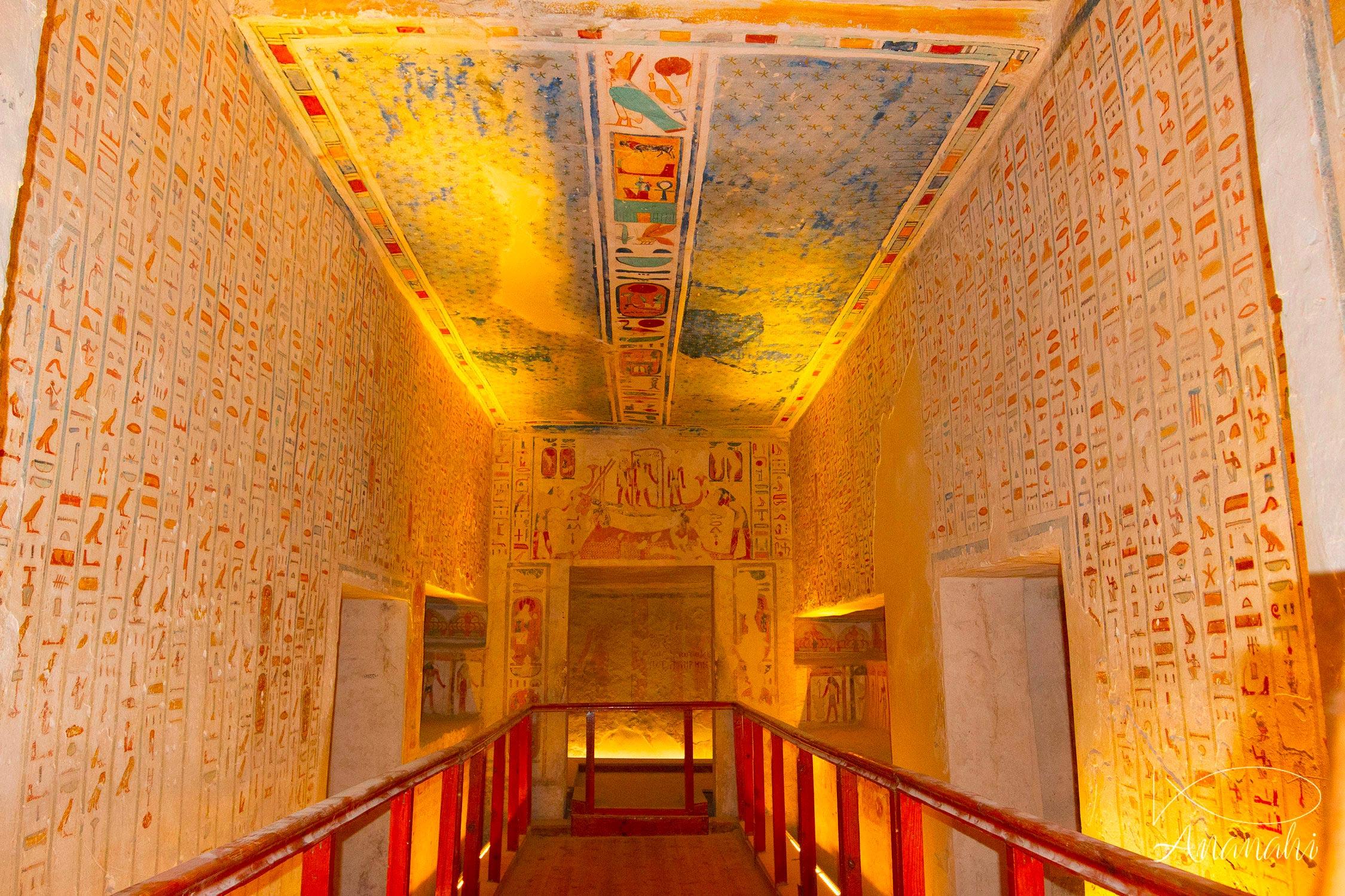 Paysages d'Egypte de Egypte