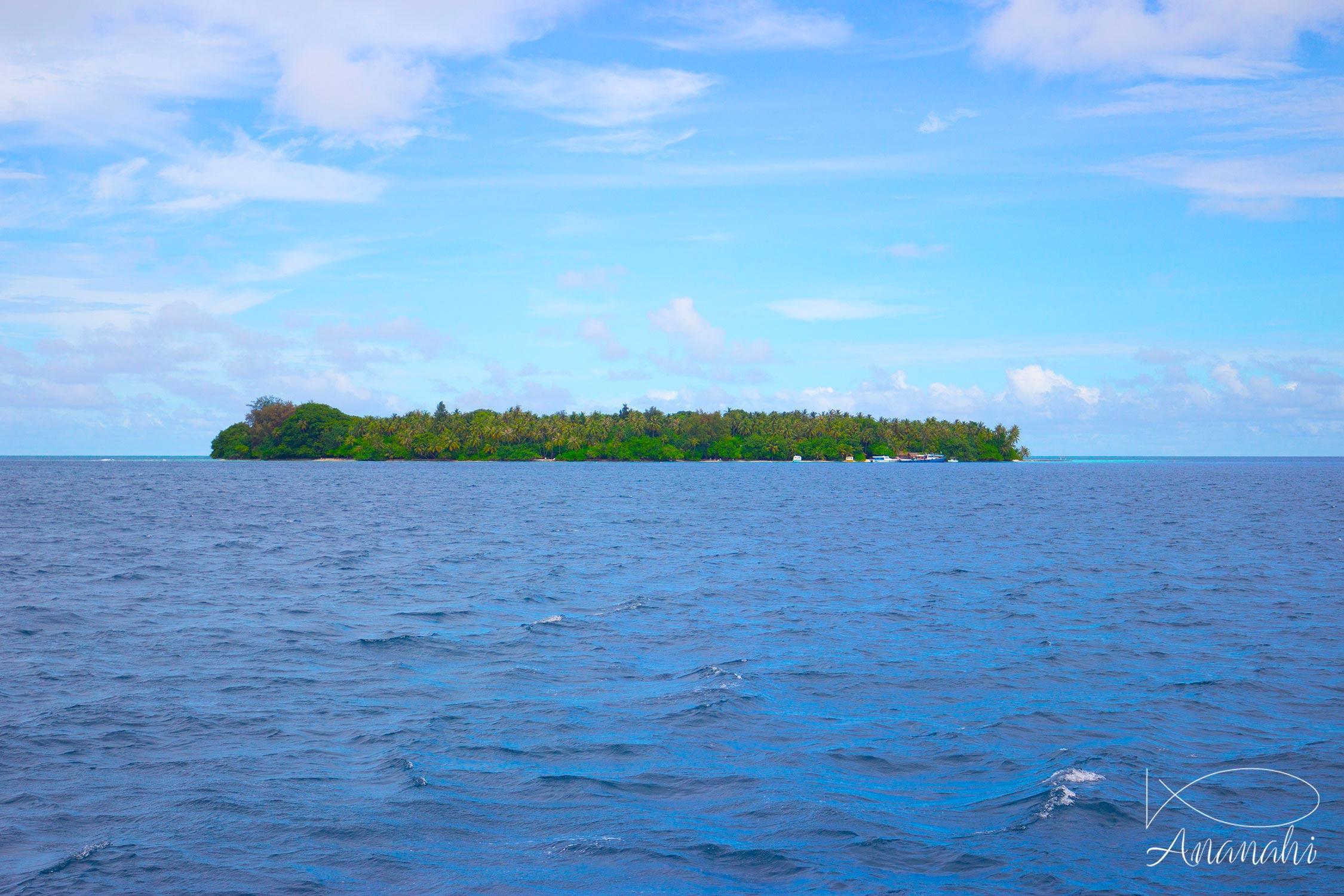 Île de Biyadhoo de Maldives