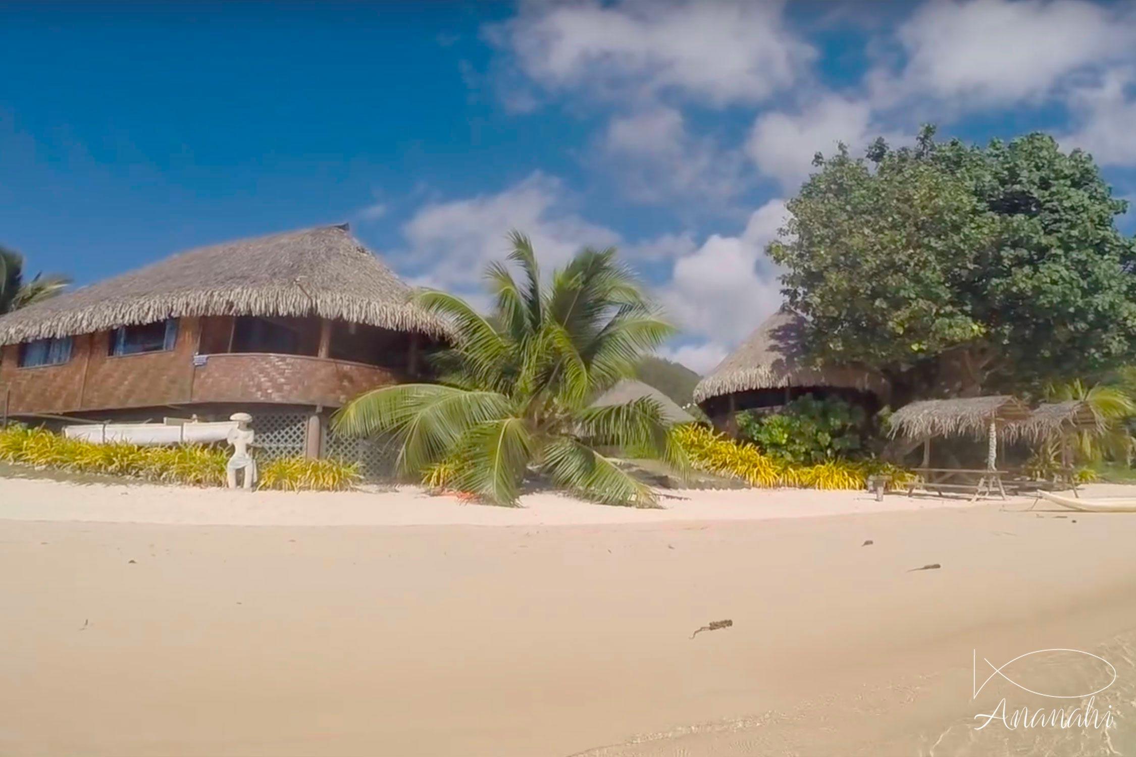 Paysages de Polynésie française de Polynésie française